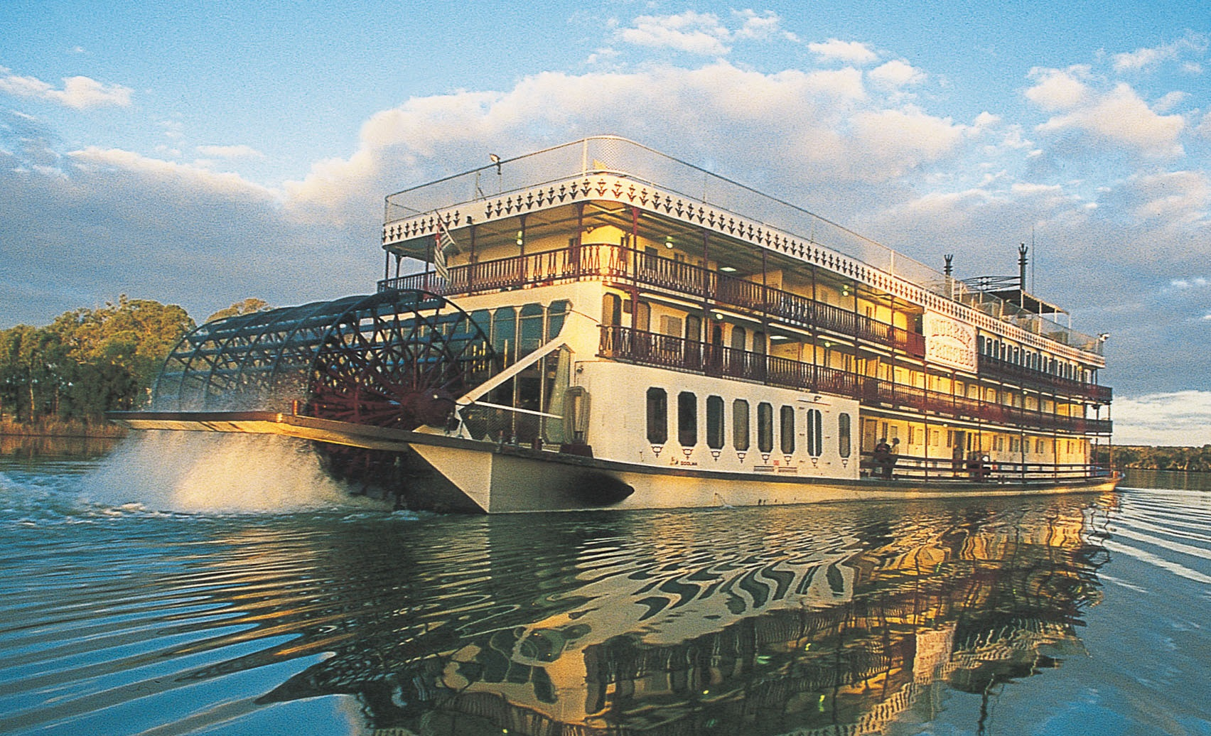 3 night murray river cruise captain cook cruises - HD 1704×1036